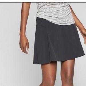 Athleta Sport Skirt Black Size 12 AMAZING